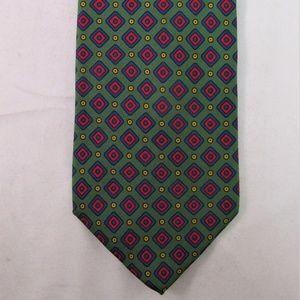 J. Crew Men's Geometric Silk Tie